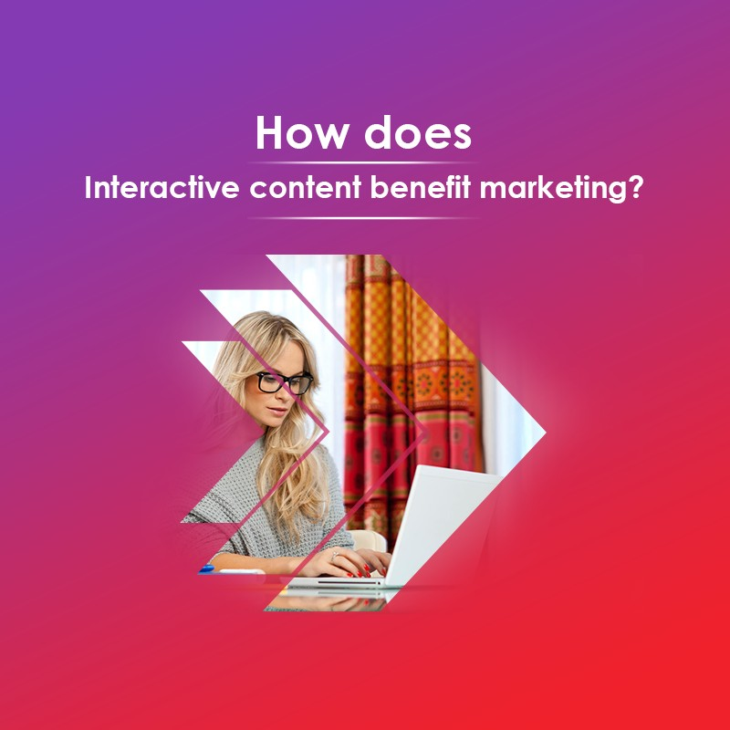 How does interactive content benefit marketing?